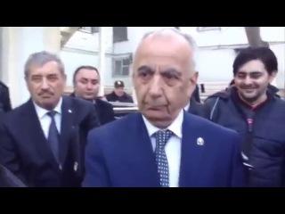 Hacibala : Azerbaycanda 1 dene kisi var O  Sonda Meyxana