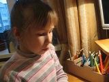 Рассказ Насти Назаренко 7 лет о Земле, о гравитации и левитации.
